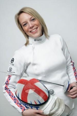 Claire Bennett No 2 Great Britain Fencer Talks Injury